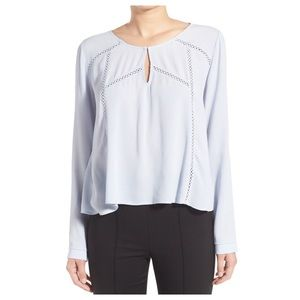 ASTR the Label Long Sleeve Blouse